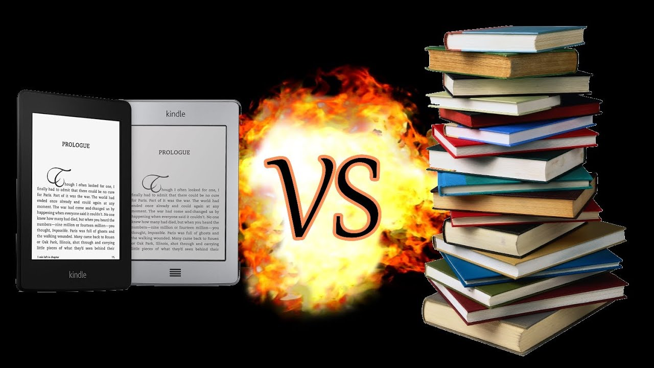 E-Books vs traditionele boeken